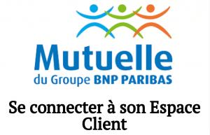 se connecter espace client mutuelle bnp paribas